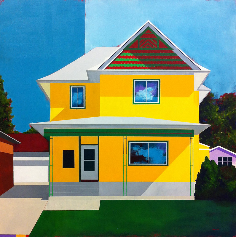 House on 2nd Ave 35 x 35
