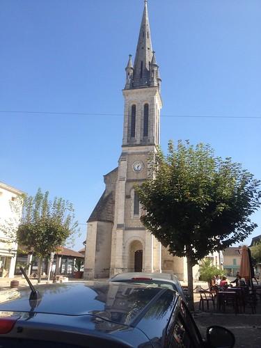 Church at Neuvic
