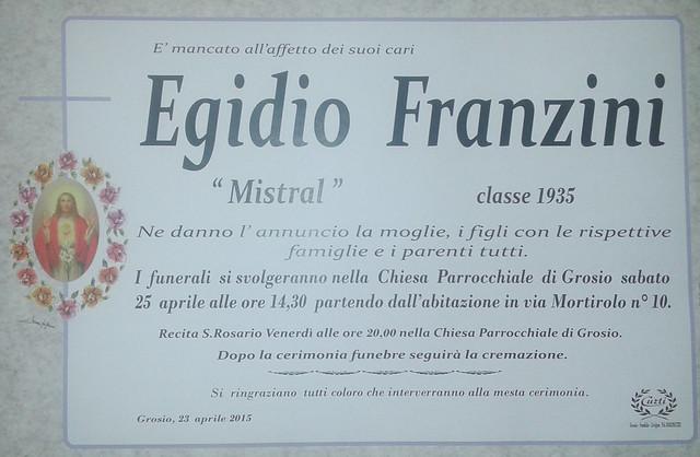 Franzini Egidio