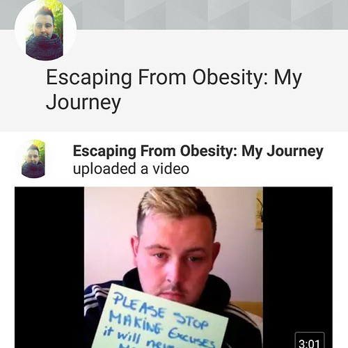 So ive just uploaded my 1st video to @YouTube why not have a look 😀 Search For