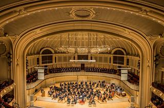 CBA Symphony & Orchestra & Elgin Master Chorale: Something Wonderful