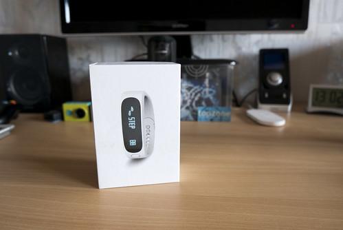 E02 OLED Intelligent Sports Bluetooth apyrankė   20 eur