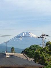 Mt.Fuji 富士山 5/23/2015