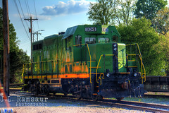 Trains, Railroads, or Related
