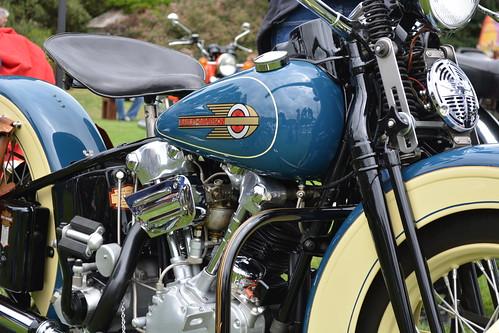 Quail Motorcycle Gathering 2015