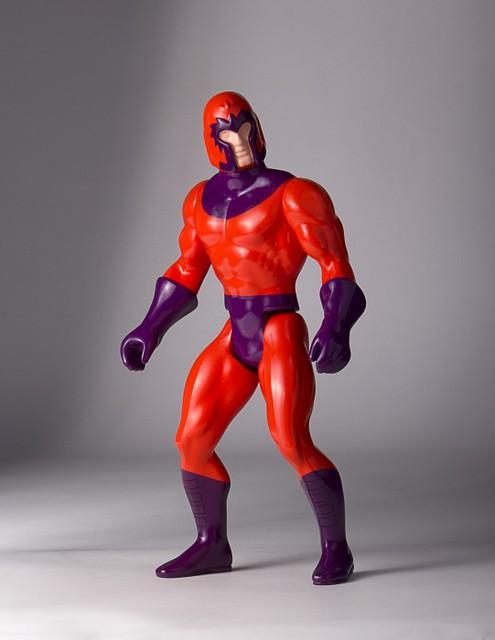 Gentle Giant【萬磁王】Magneto 秘密戰爭 3.75 吋吊卡 Jumbo 版