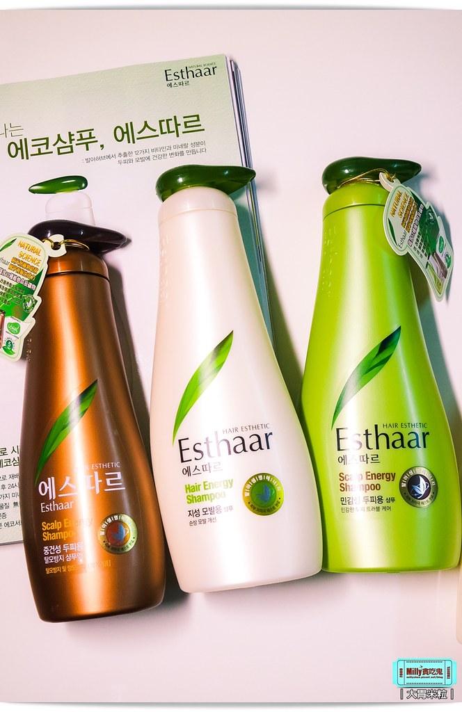 韓國Esthaar愛絲卡爾洗髮精0015