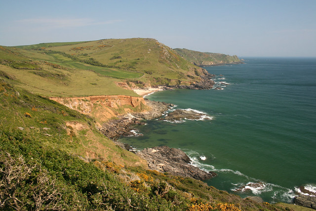 View back to Hammon Head