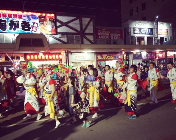 hakodate-port-festival