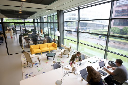 ING Customer Experience Centre | by ING Group