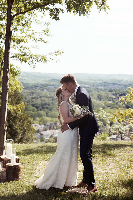 Erica & Brandon | Dyments Farm Rustic Vintage Inspired Wedding