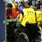 World Cup 2015 Disabled Events