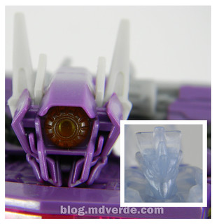Transformers Shockwave & Predaking - Generations SDCC Exclusive (Shockwave's Lab) - modo robot