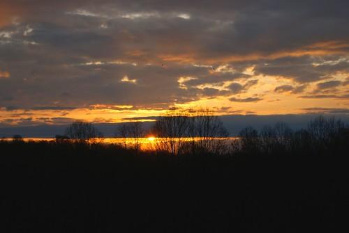 cambridge sunset ohio sky orange nature clouds evening spring dusk sony april alpha nightfall 2015 a230 guernseycounty ohiostatepark saltforklodge
