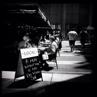 City lunches