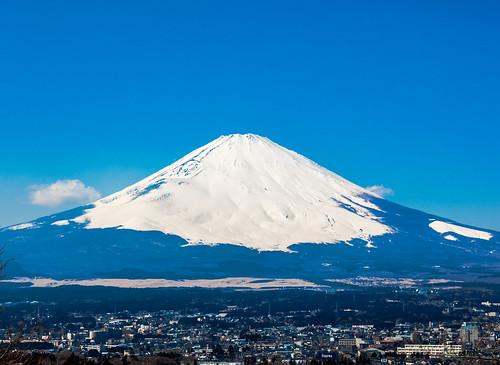 Mt FUJI_Peace Park_Gotenbashi_Shizuoka_Japan_富士山_平和公園_御殿場_静岡_日本_1