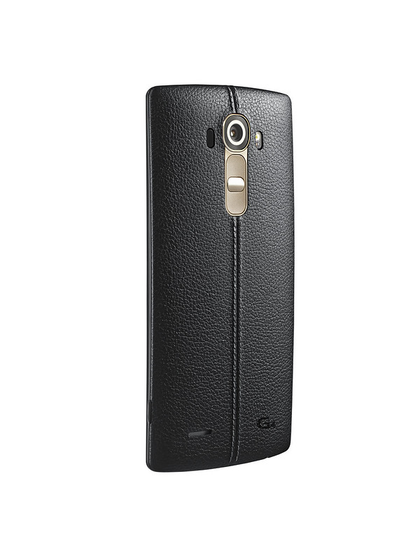 LG G4 - Leather Black