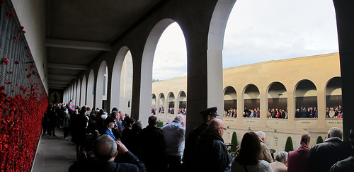 Panorama from the West Gallery