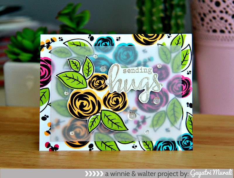 Lola's bloom card day 2