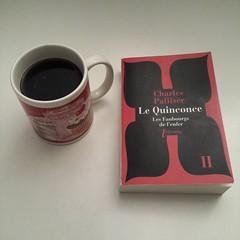 Le Quinconce (tome 2 : les faubourgs de l'enfer) de Charles Palliser