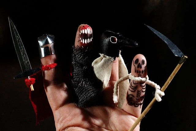 The Four Fingerbobs of the Apocalypse