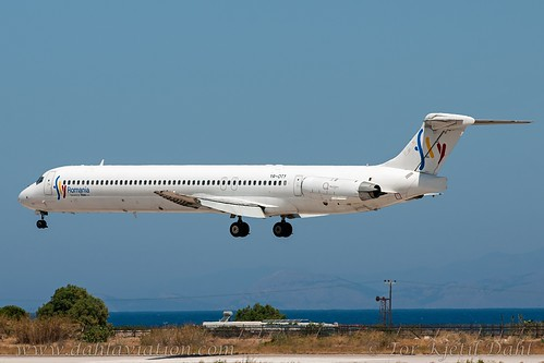 MD83 - McDonnell Douglas MD-83