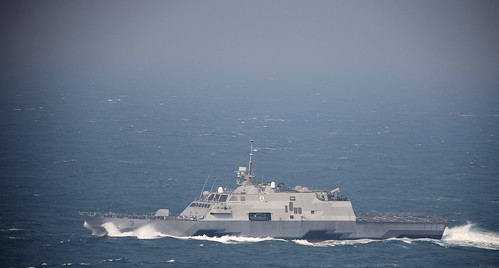 USS Fort Worth (LCS 3) Returns to Singapore