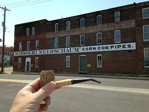 Missouri Meerschaum Corncob Pipe Factory