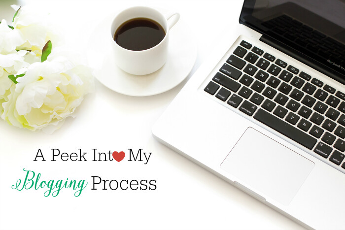 Blogging Process