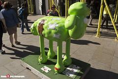 THE GRUFFALO SHAUN No.06 - Shaun The Sheep - Shaun in the City - London - 150423 - Steven Gray - IMG_0123