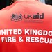 UK International Search and Rescue team in Chautara, Nepal by DFID - UK Department for International Development