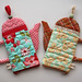 Teapot Pouches by PatchworkPottery