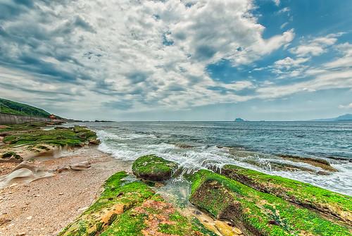 seascape landscape taiwan