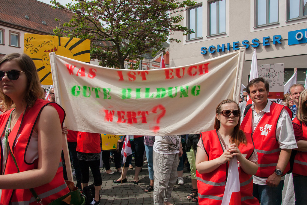 Streik SuE 12.05. Speyer