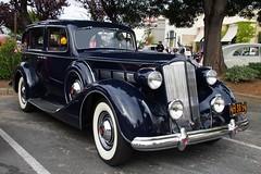 1937 Packard 1500 Super 8 Touring Sedan '4H 30 54' 4