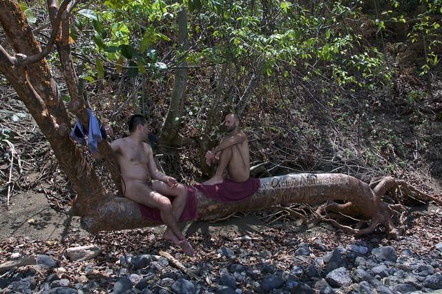 naturist 0000 playa Mancha, Manuel Antonio, Costa Rica