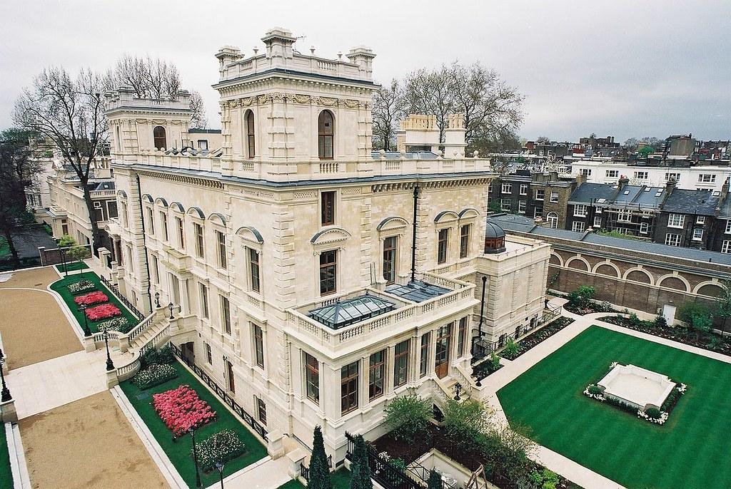 5. 18-19 Kensington Palace Gardens