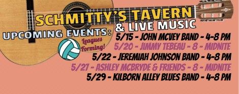 Schmitty's Tavern 5-20-16