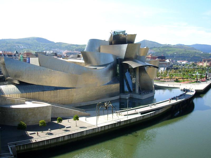 Museu Guggenheim, Bilbao, Espanha