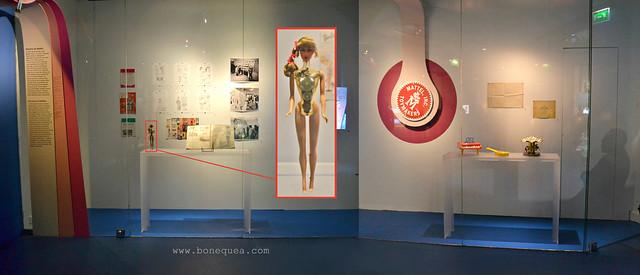 Exposición de Barbie en el Musée des Arts Décoratifs de París