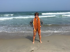 Phish Tour - A Cold Beach Day