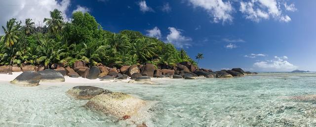 Baie Cipailles - Silhouette Island - Seychelles 2016
