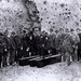 exhumation of Glen Huntly Pioneers at Point Ormond on 27 August 1898