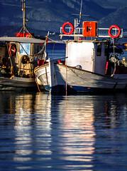 Aigio Port