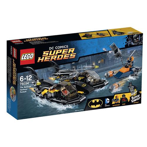 LEGO DC Super Heroes 76034
