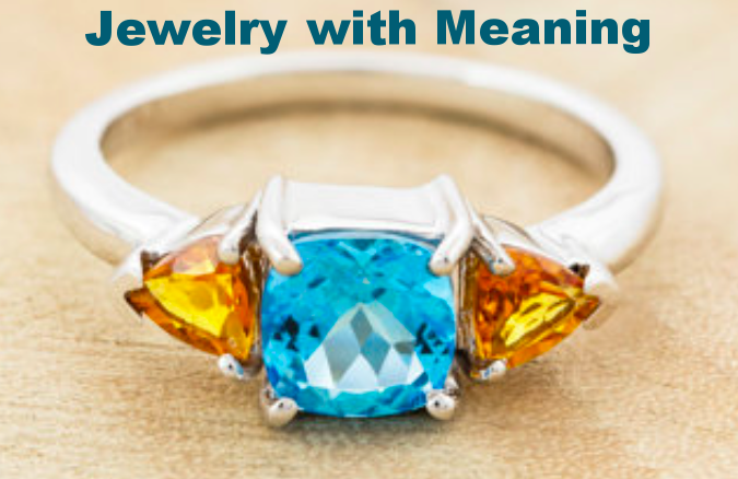 Dallas Mother's Day gift idea: Jewelry with meaning