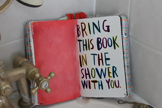 Bring This Book in the Shower