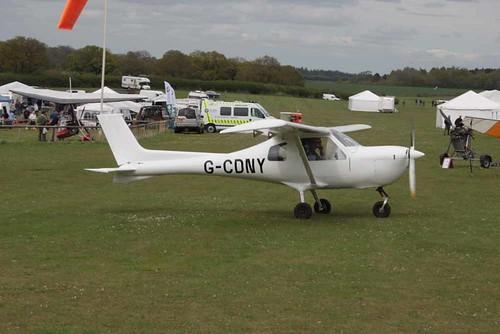 G-CDNY Jabiru J470SP [PFA 274B-14020] Popham