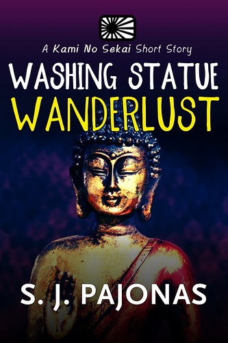Washing Statue Wanderlust