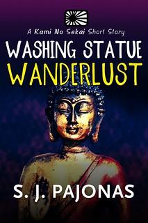 Washing Statue Wanderlust